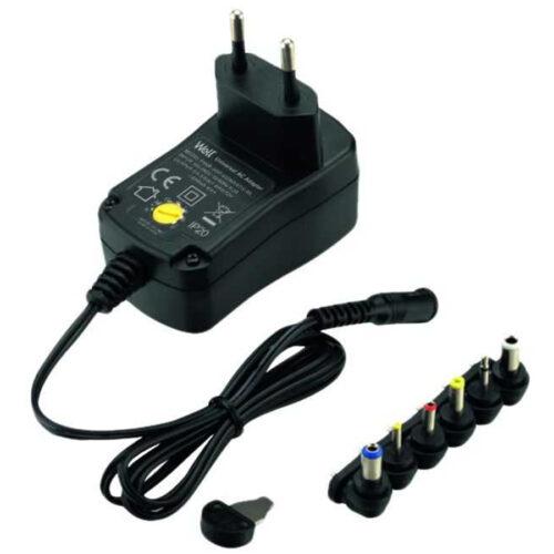 Τροφοδοτικό AC/DC Well PSUP-SMP-600MA/6T/2-WL
