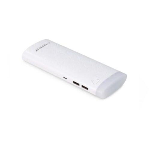Φορητός Φορτιστής EMP114W 10000mA άσπρο Esperanza Power Bank