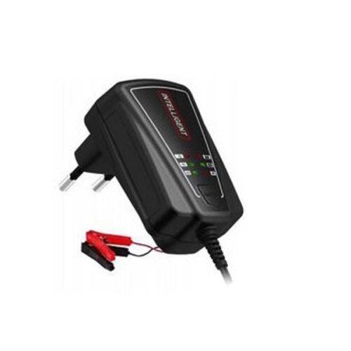 Φορτιστής μπαταριών μολύβδου 6V+12V 1Ah αυτόματος