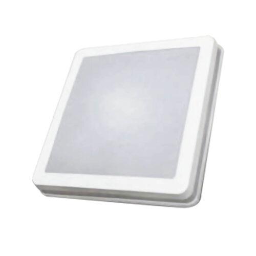 Φωτιστικό Τετράγωνο 30W 6000k 08.0063 COM