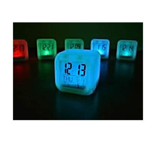 Ψηφιακό Backlight Ρολόι με ξυπνητήρι CHAMELEOΝ
