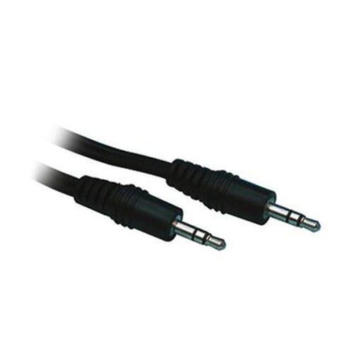 1.2m Stereo 3.5MM Plug To Plug M/M