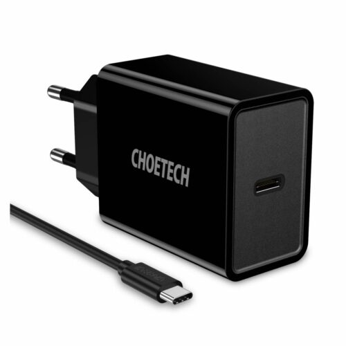 18W - 3A USB Type-C Power Adapter with PD