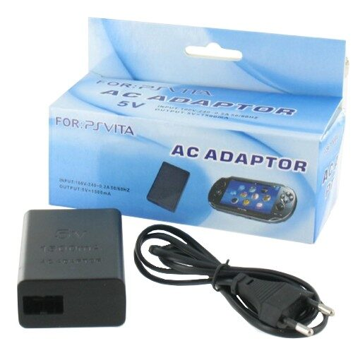 AC Charger for PSVita