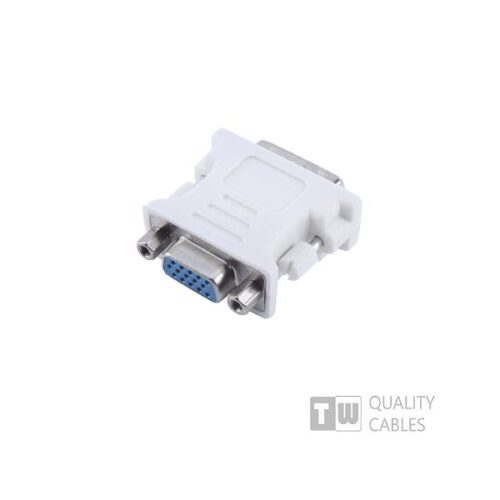Adaptor DVI-I 24+5 Male σε Vga Female
