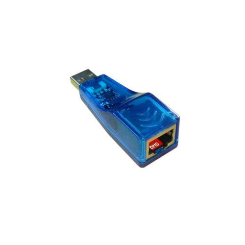 Adaptor USB 2.0  to LAN 10/100Mbps