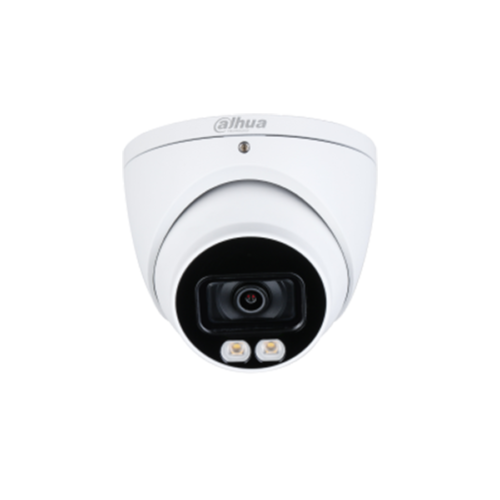 CCTV Dome Κάμερα 5MP Full-Color Starlight HDCVI Eyeball 3.6mm Dahua HAC-HDW1509T-A-LED-0360B