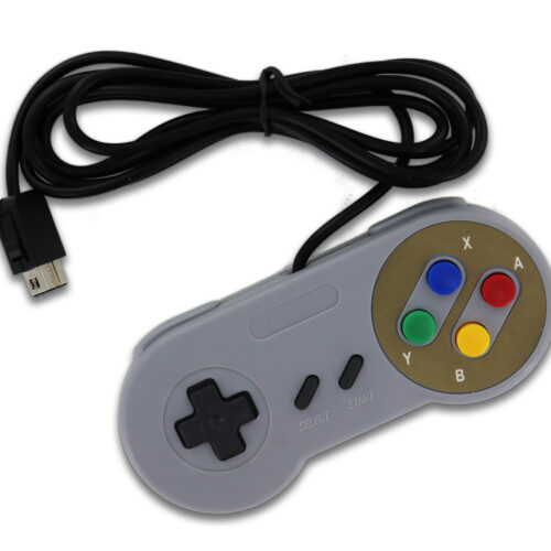 Controller for Mini SNES