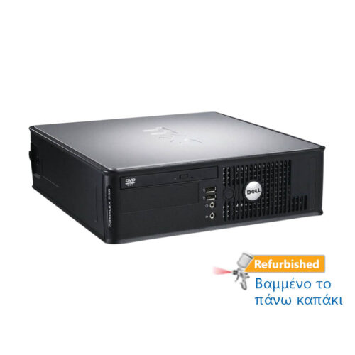 DELL 330 Desktop C2D-E6750/4GB DDR2/250GB/DVD Grade A+ Refurbished PC