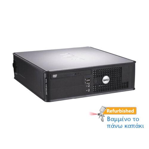 DELL 760 SFF C2D-E8400/4GB/250GB/DVD Grade A Refurbished PC