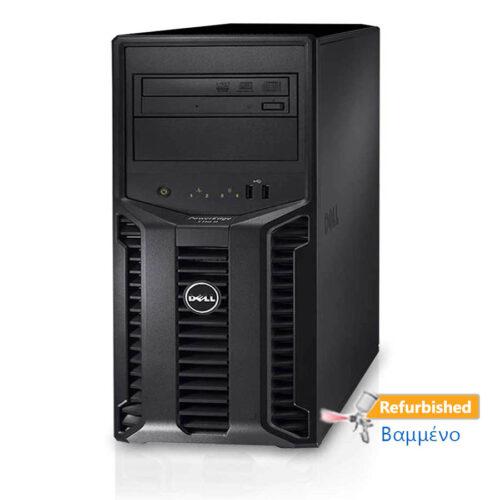 DELL PowerEdge T110 Server Tower X3430/8GB DDR3/146GB SAS/DVD/SBS08STD/Refurbished Server