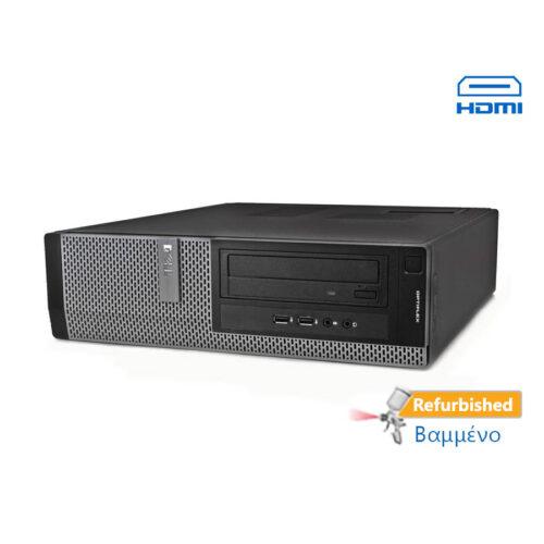 Dell 3010 Desktop i3-3220/4GB DDR3/250GB/DVD/8H Grade A+ Refurbished PC