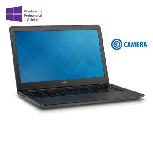 "Dell 3550 i3-5005U/15.6""/4GB/500GB/No ODD/Camera/10P Grade A Refurbished Laptop"