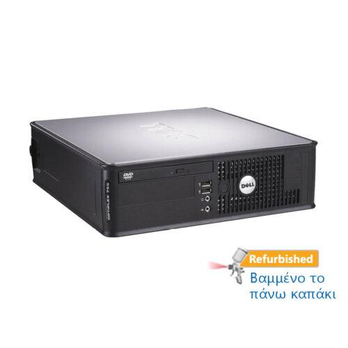 Dell 755 SFF C2D-E6550/4GB/250GB/DVD Grade A Refurbished PC
