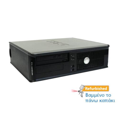 Dell 760 Desktop C2D-E7400/4GB DDR2/160GB/DVD Grade A+ Refurbished PC