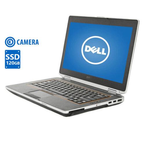 """Dell Latitude E6420 i7-2760QM/14""""/4GB/120GB SSD/DVD/Camera/7P Grade B Refurbished Laptop"""
