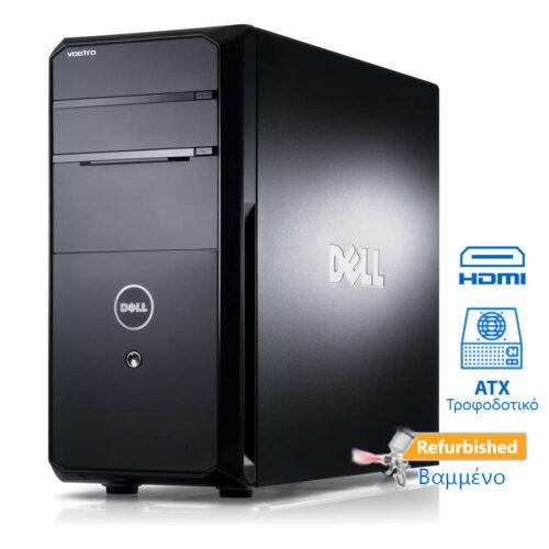 Dell Vostro 430 Tower i5-750/4GB DDR3/320GB/Κάρτα Γραφικών1GB/DVD/7P Grade A+ Refurbished PC