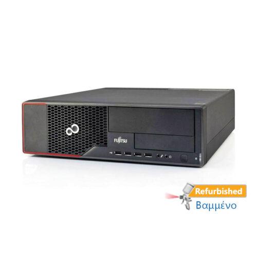 Fujitsu E700 SFF i3-2100/4GB DDR3/500GB/DVD/7P Grade A+ Refurbished PC