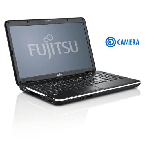 "Fujitsu LifeBook A512 i3-3110M/15.6""/4GB/320GB/DVD/Camera/8P Grade A Refurbished Laptop"