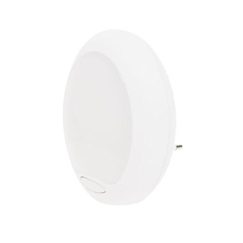 LED Φωτάκι Νυκτός με επιλογή χρώματος QM653 1.8W