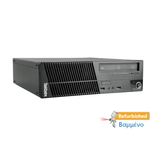Lenovo M82 SFF i5-3470/4GB DDR3/250GB/DVD/7P Grade A+ Refurbished