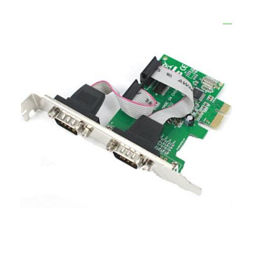 PCI-E to 2 Serial port