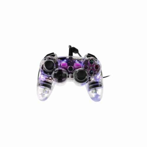 PS3 - Controller - Wireless - Afterglow - Purple (PDP)