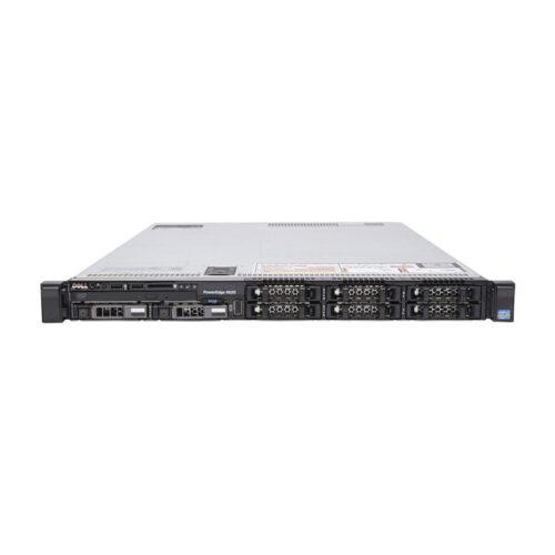 Refurbished Server Dell R620 R1U 2xE5-2620/16GB DDR3/No HDD/2xPSU/No ODD/4SFF
