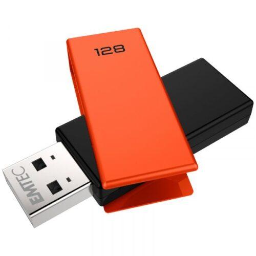 USB FlashDrive 128GB EMTEC C350 Brick