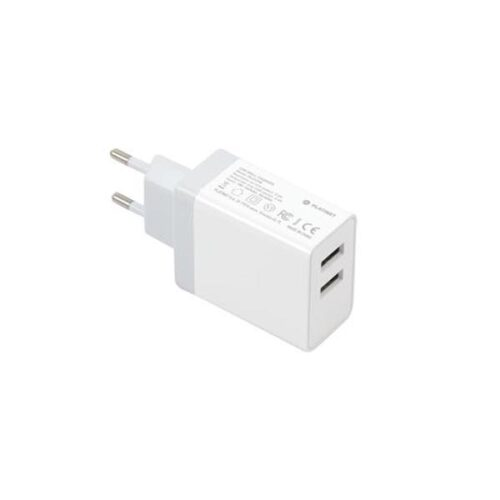 Universal 2 USB Port 3.4A Wall Charger με micro USB Cable 1m