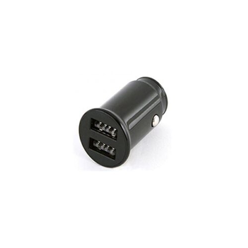 Universal 2xUSB Port 5V/2.1A Car Charger Fireproof Material