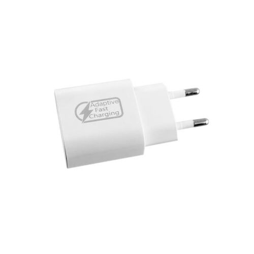 Universal USB 3.0 Fast Travel Wall Charger QC 3.0 5V-9V-12V Λευκό Lime LTU01