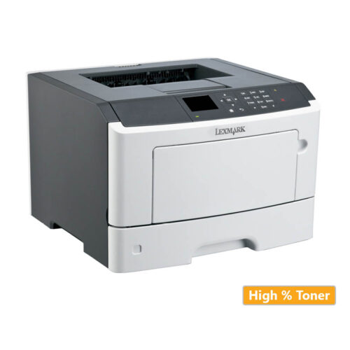 Used Laser Printer Lexmark MS415DN Mono Δικτυακός ( με high toner)