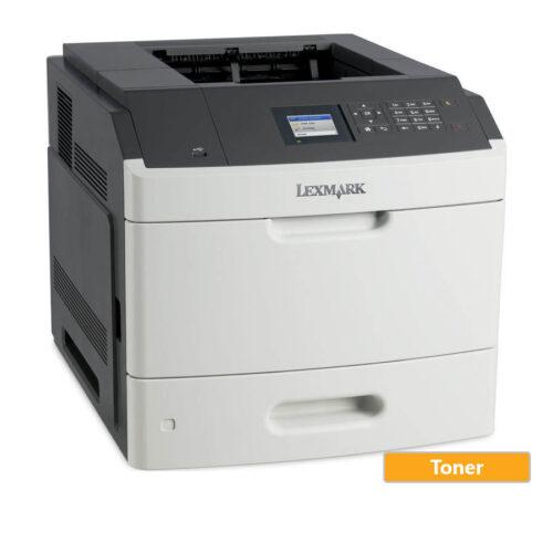 Used Laser Printer Lexmark MS811DN Mono Δικτυακός ( με toner)