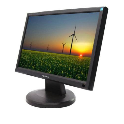 "Used Monitor JC199D/TFT/Hanns.G/19""/1280x1024/Black/VGA & DVI-D"