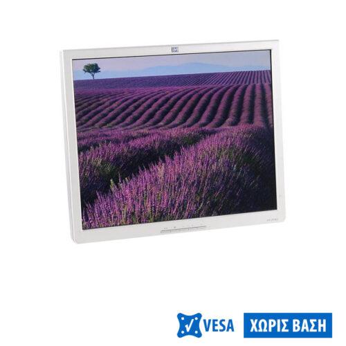 """Used Monitor L1940T TFT/HP/19""""/1280x1024/No Stand/Silver/Black/D-SUB & DVI-D & USB HUB"""