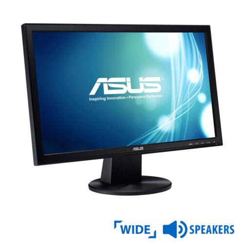 "Used Monitor VW196 TFT/ASUS/19""/1440x900/Wide/w/Speakers/Black/Grade B/D-SUB"