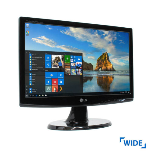 "Used Monitor W1943 TFT/LG/1366x768/19""/wide/Black/Grade B/VGA"