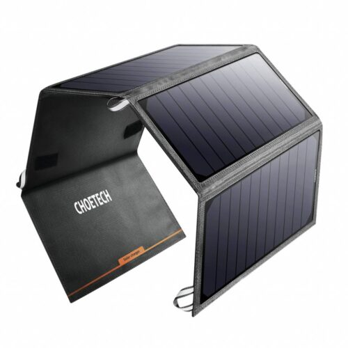 outdoor solar charger 24W