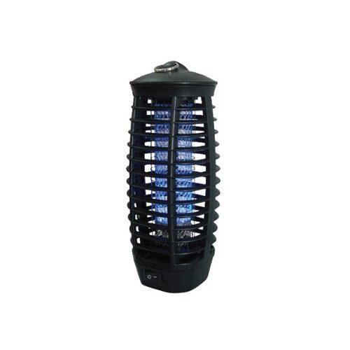 Ηλεκτρική Εντομοπαγίδα 4LED Μαύρο χρώμα MK100