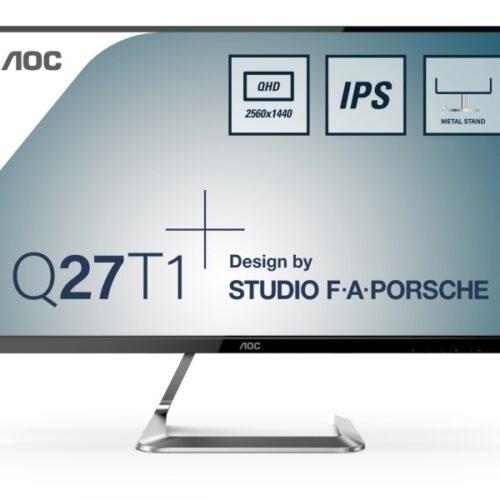 AOC 68,6cm (27) Q27T1   1609 2xHDMI+DP IPS silver Q27T1
