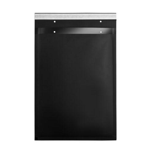 Bubble envelopes black Size D 200x275mm (100 pcs.)