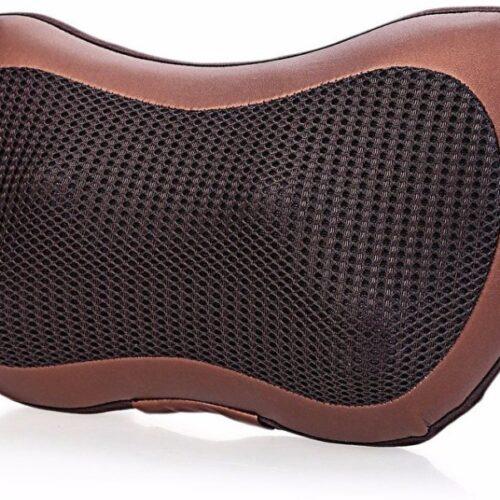 Car & Home Massage Pillow CHM 8028 (Brown)