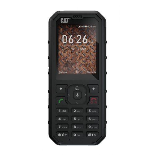 Caterpillar CAT B35 Dual-SIM-Outdoor Handy 4GB Black CB35-DAB-EUR-EN