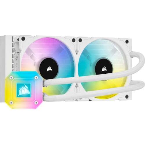 Corsair Cooler iCUE H100i Elite Capellix White - water cooler | CW-9060050-WW