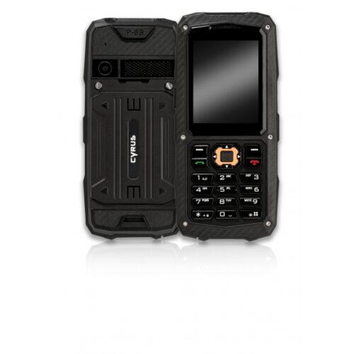 Cyrus CM8XA Dual Sim 1GB black DE - CYR10119
