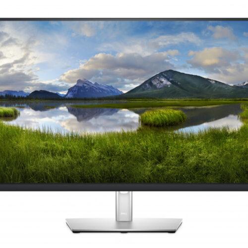 Dell 80 cm (31.5inch)Quad HD - LCD - 8 ms - Black DELL-P3221D