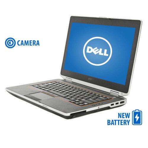 """Dell Latitude E6420 i5-2520M/14""""/4GB/320GB/DVD/Camera/New Battery/7P Grade B Refurbished Laptop"""