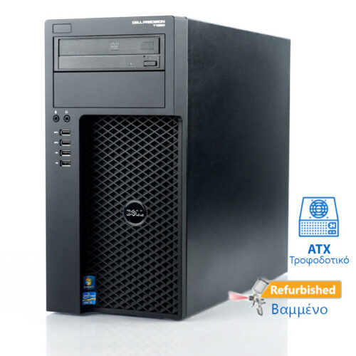 Dell T1650 Tower i5-3470/16GB DDR3/1TB/DVD-RW/8P Grade A+ Workstation Refurbished PC