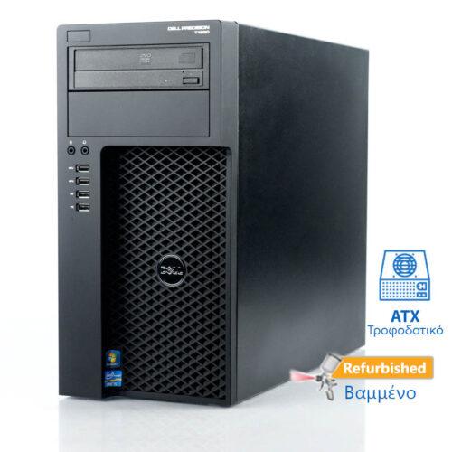 Dell T1650 Tower i5-3470/16GB DDR3/1TB/DVD-RW/8P Grade A+ Workstation Refurbished PC